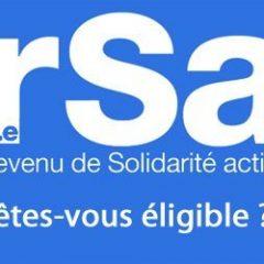 Revenu de Solidarité Active